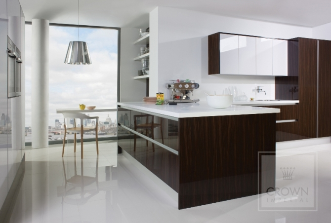 Ebony kitchens
