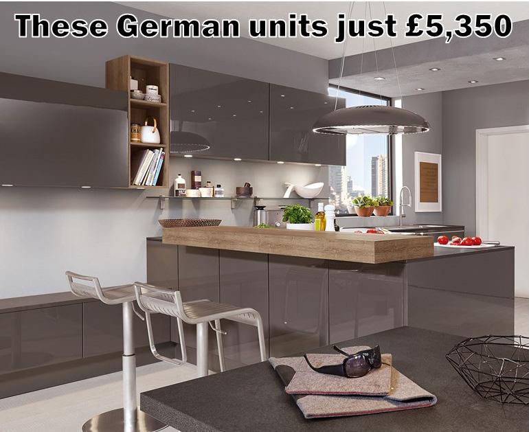 German Kitchen 1514