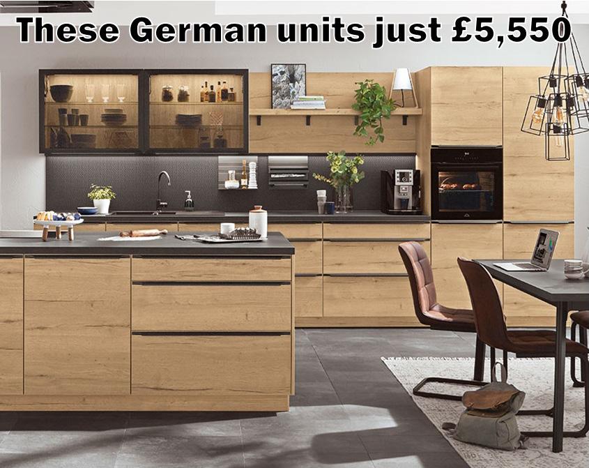 German Kitchen 1548