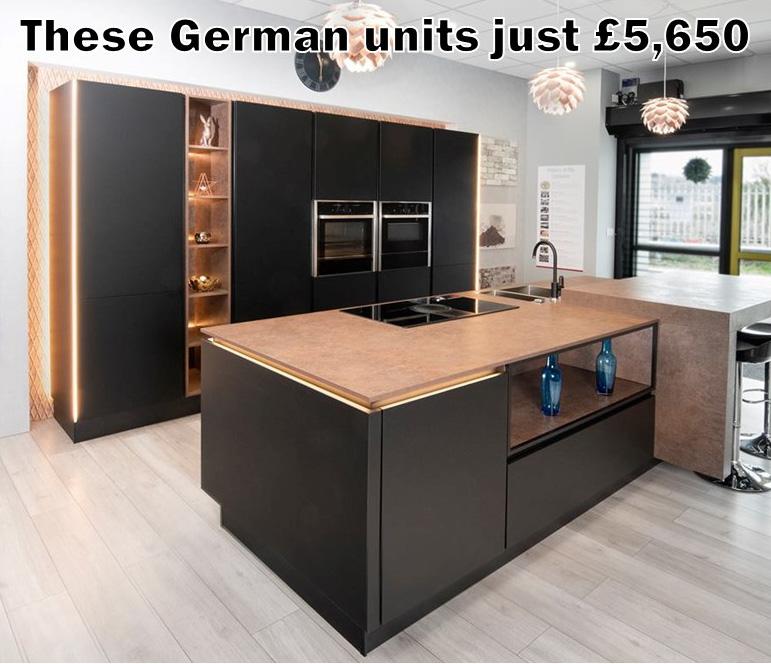 German Kitchen 1557