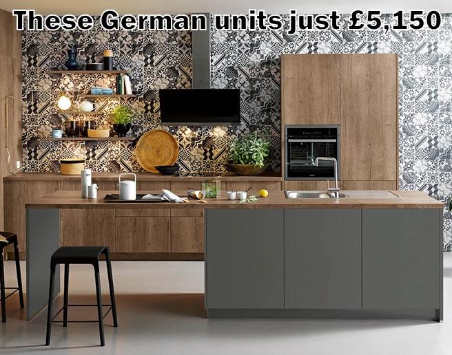 German Kitchen 1634