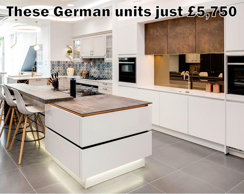 German Kitchen 1662