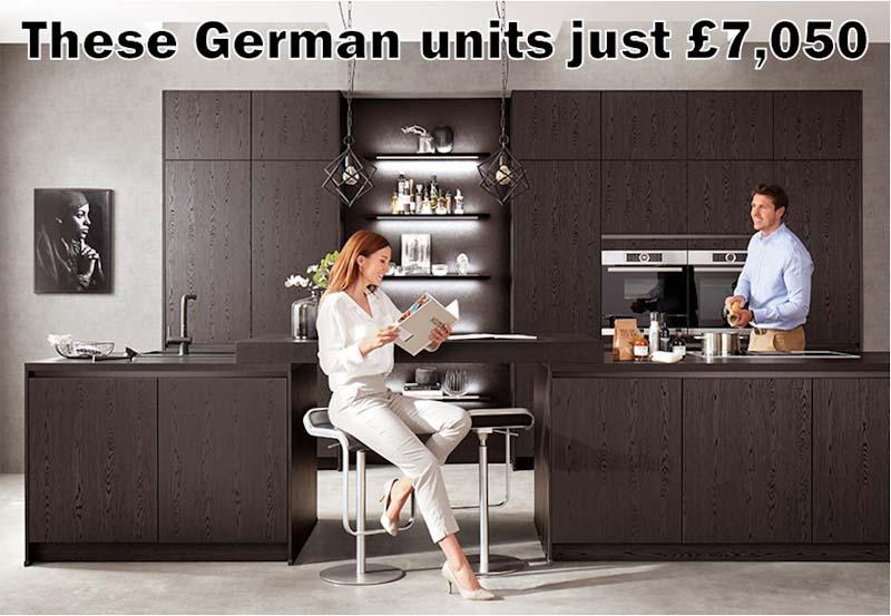 German Kitchen 4759