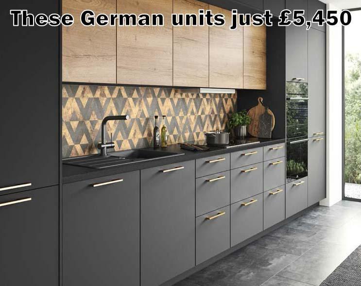 German Kitchen 4774