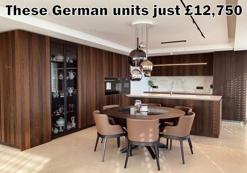 German Kitchen 4951