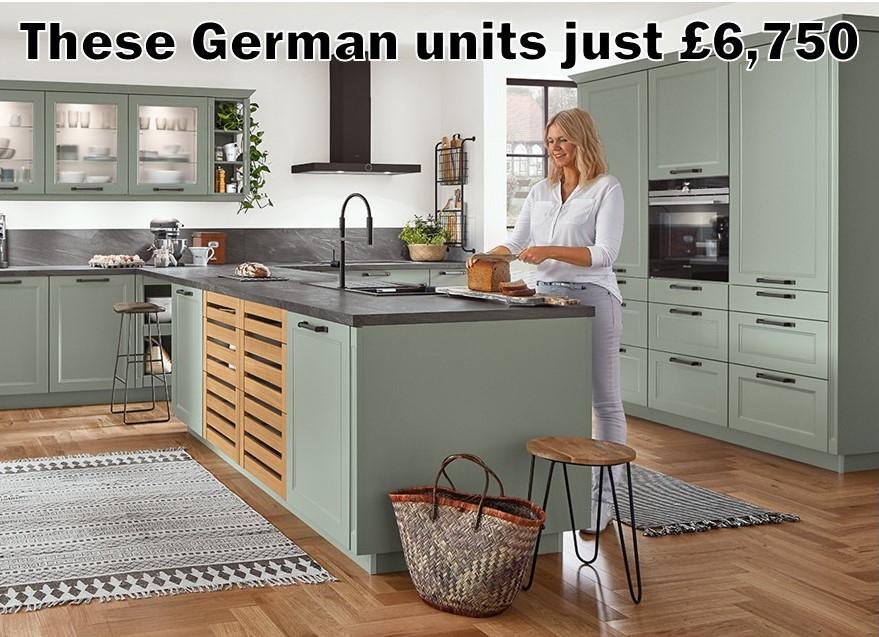 German Kitchen 5008