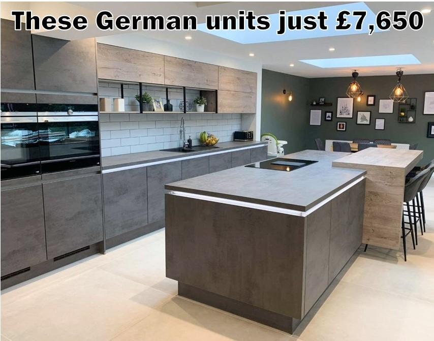 German Kitchen 5010