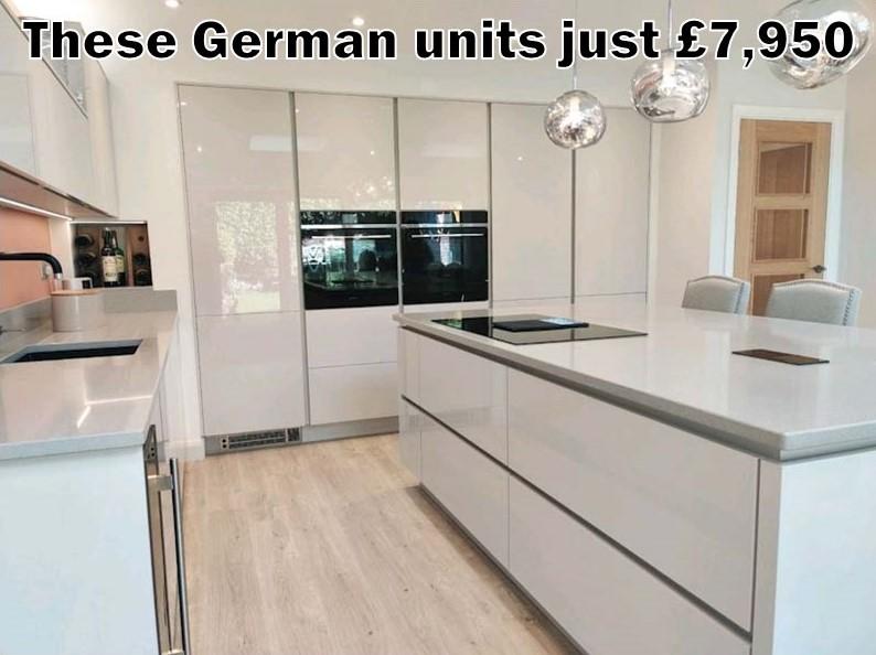 German Kitchen 5014