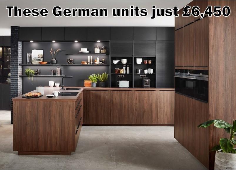 German Kitchen 5016