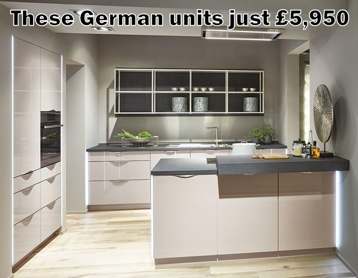 German Kitchen 5018