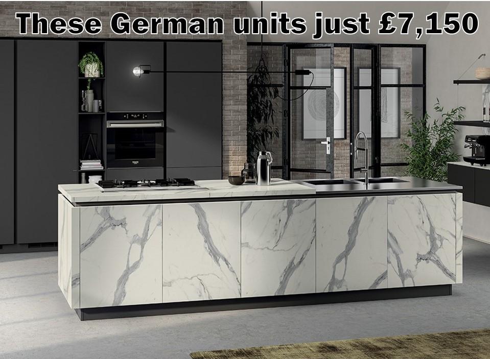 German Kitchen 5053