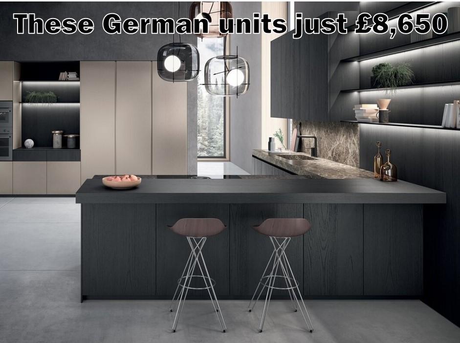 German Kitchen 5085