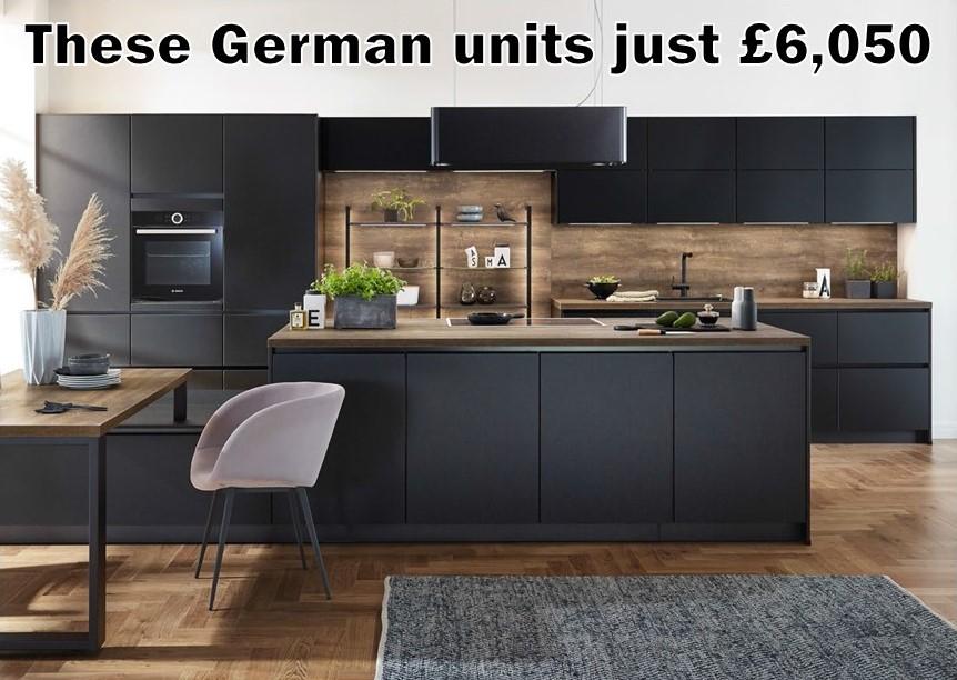 German Kitchen 5095