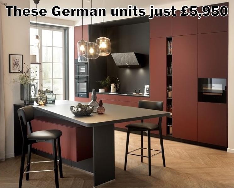 German Kitchen 5101