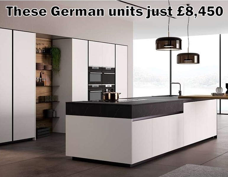 German Kitchen 5112