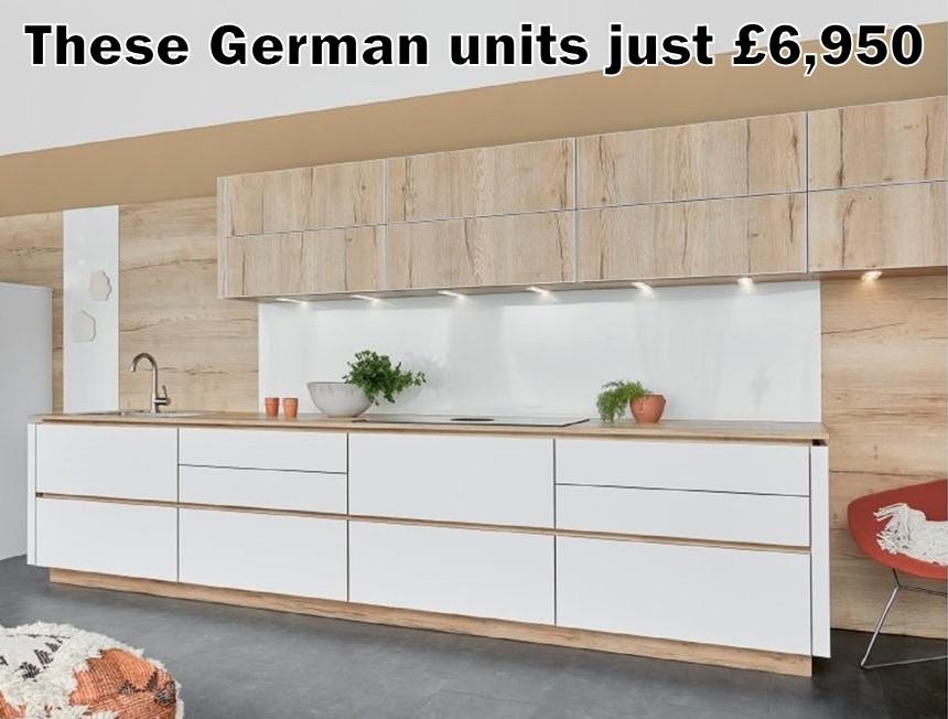 German Kitchen 5114