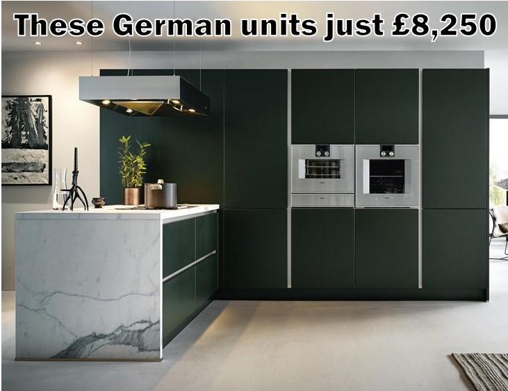 German Kitchen 5116
