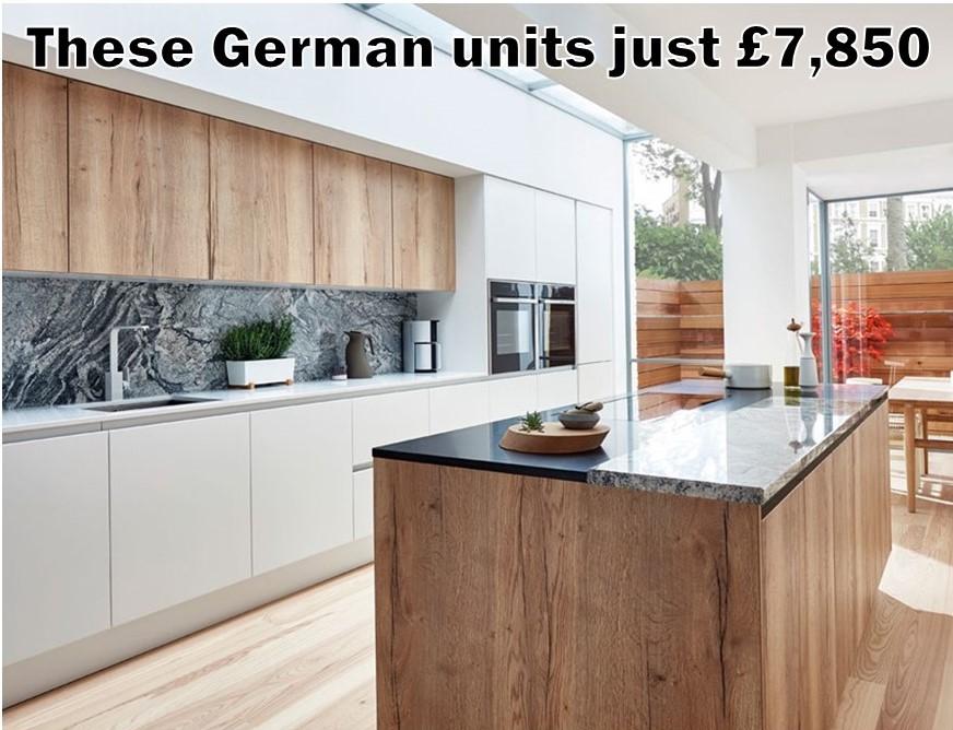 German Kitchen 5118