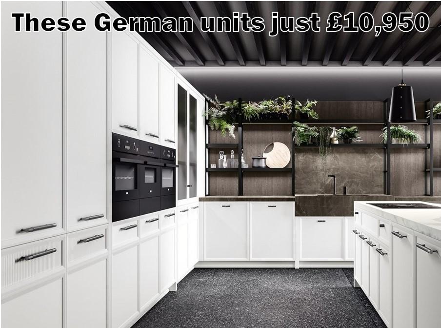German Kitchen 5145