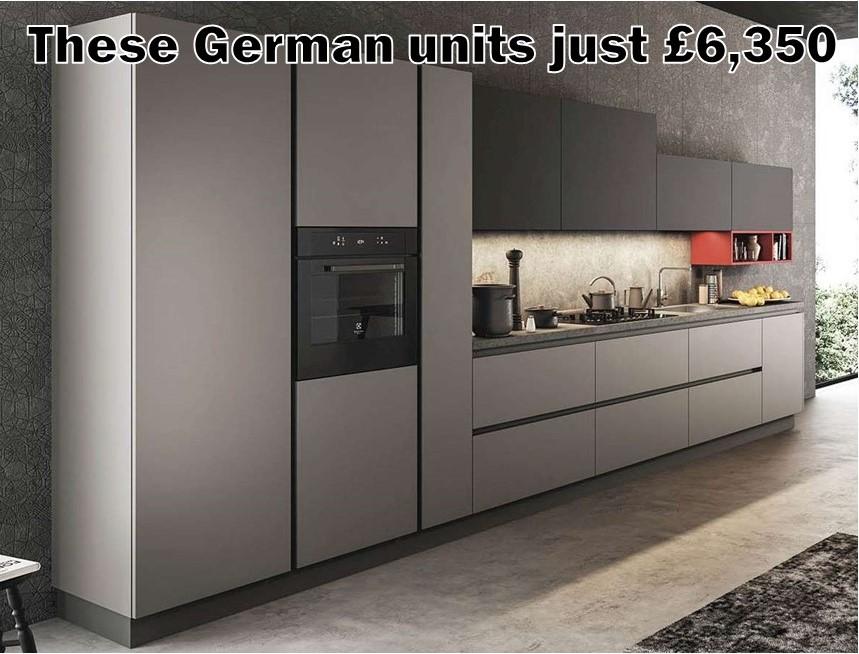 German Kitchen 5158