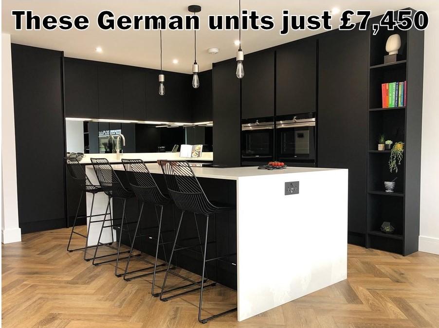 German Kitchen 5166