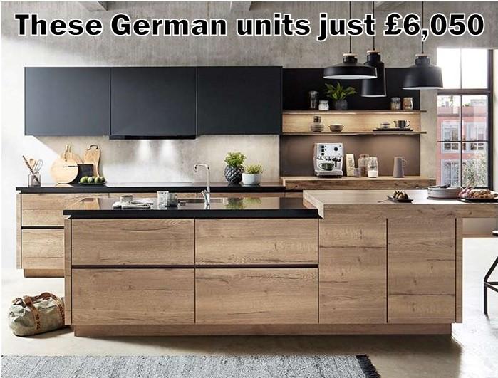 German Kitchen 5174