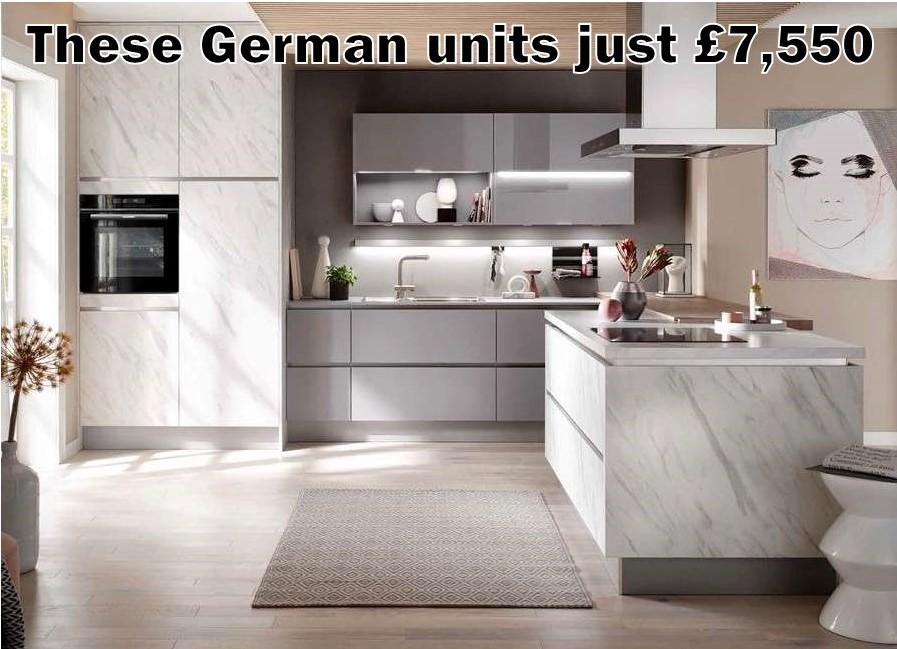 German Kitchen 5203