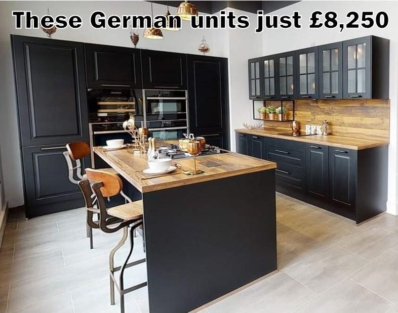 German Kitchen 5209