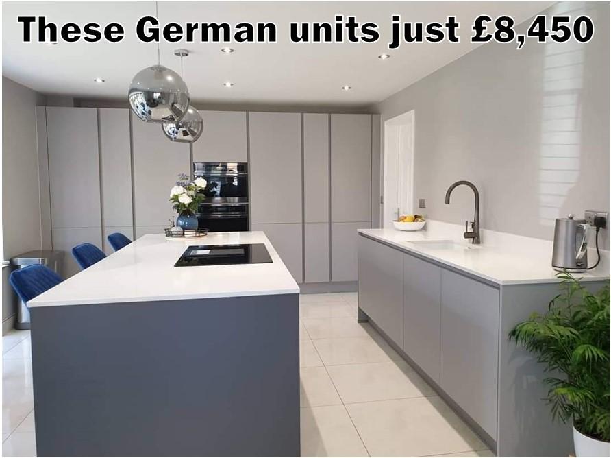 German Kitchen 5211