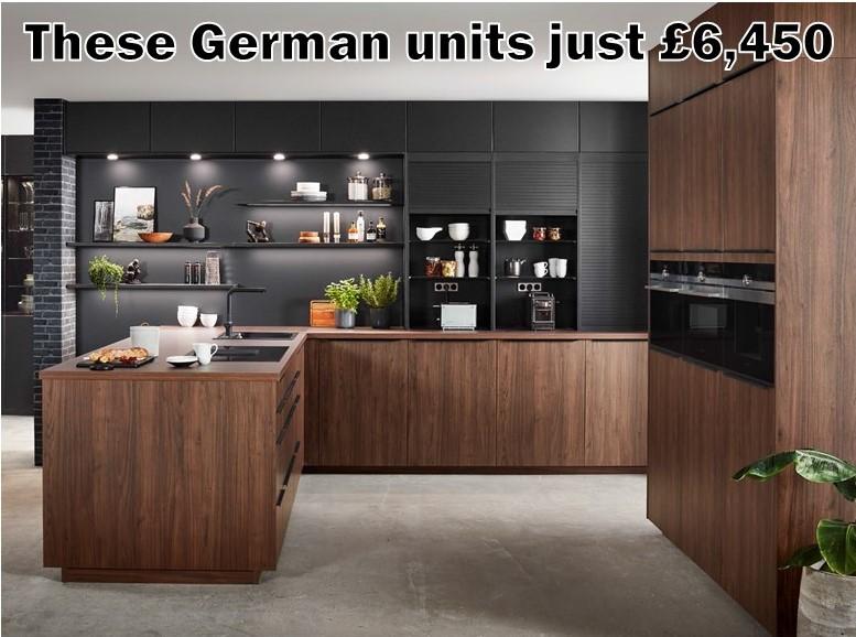 German Kitchen 5216