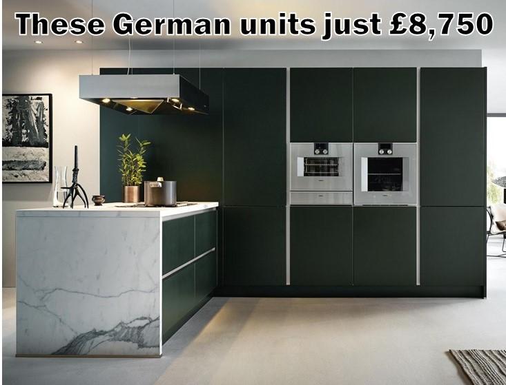 German Kitchen 5222