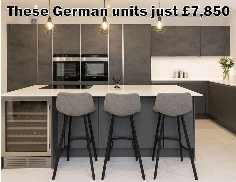 German Kitchen 5232