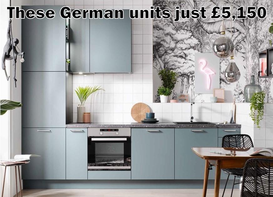 German Kitchen 5238