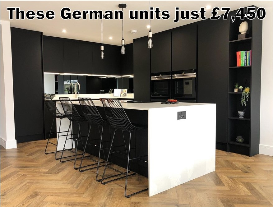 German Kitchen 5240