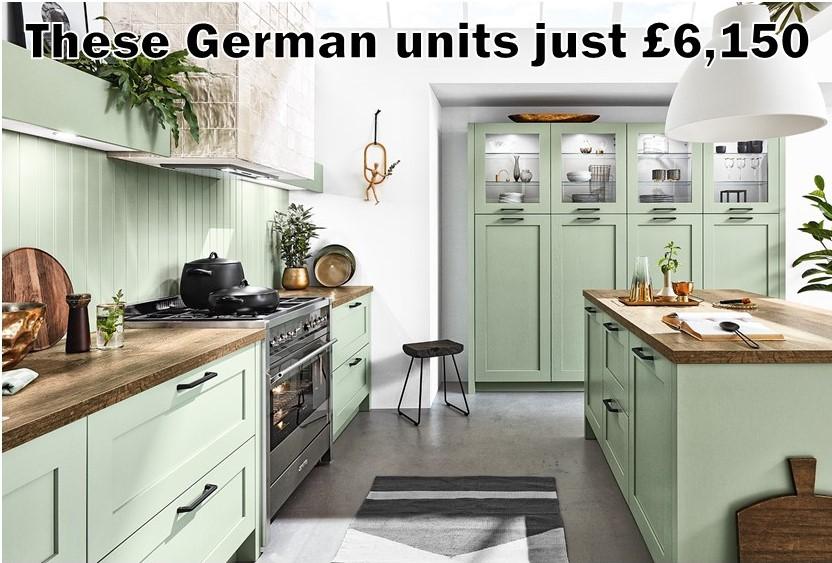 German Kitchen 5248