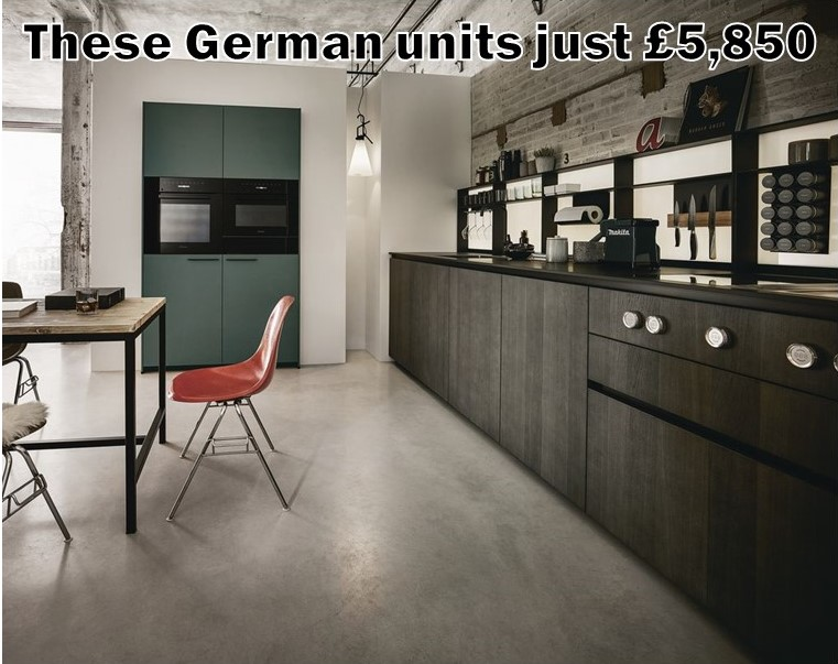 German Kitchen 5250