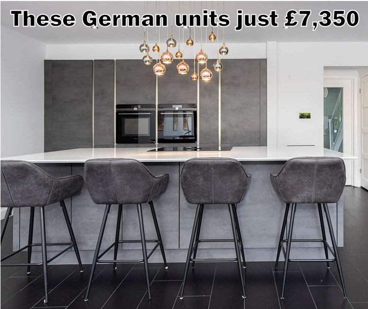 German Kitchen 5259