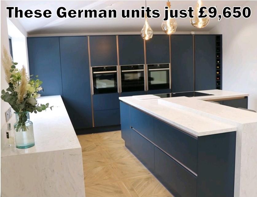 German Kitchen 5261