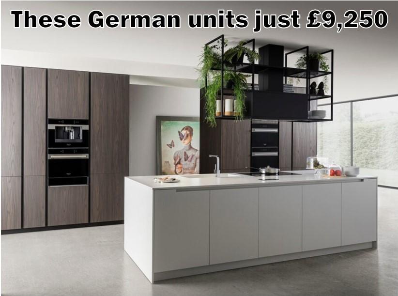 German Kitchen 5265