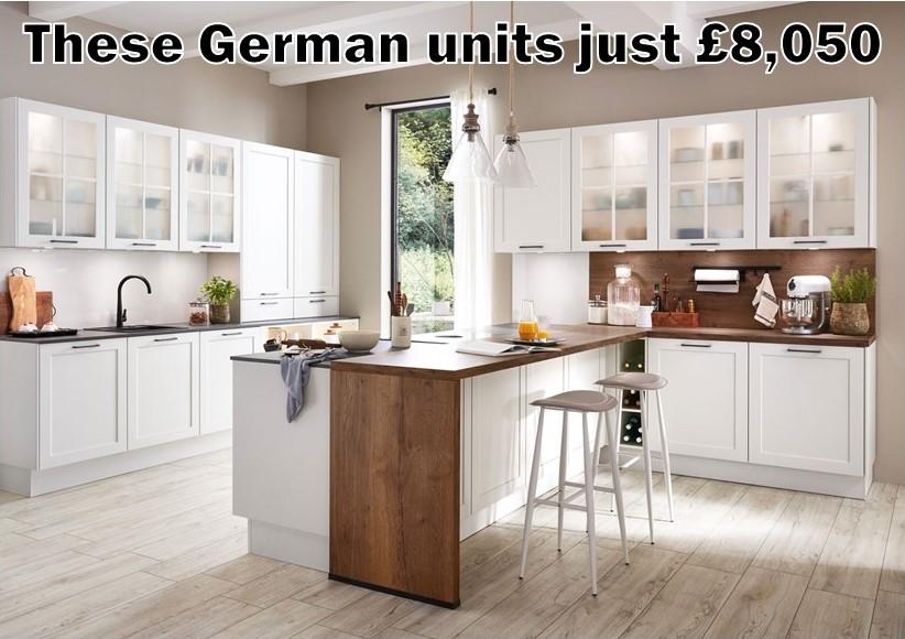 German Kitchen 5276