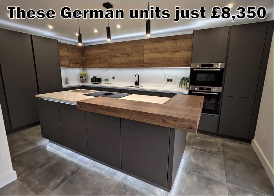 German Kitchen 5298