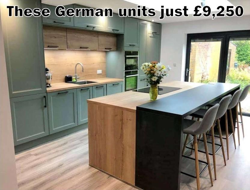 German Kitchen 5305