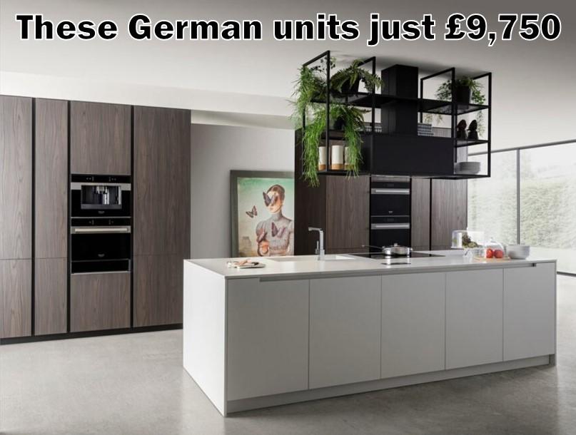German Kitchen 5344
