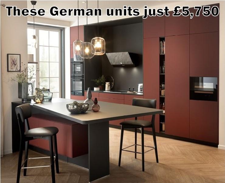 German Kitchen 5346