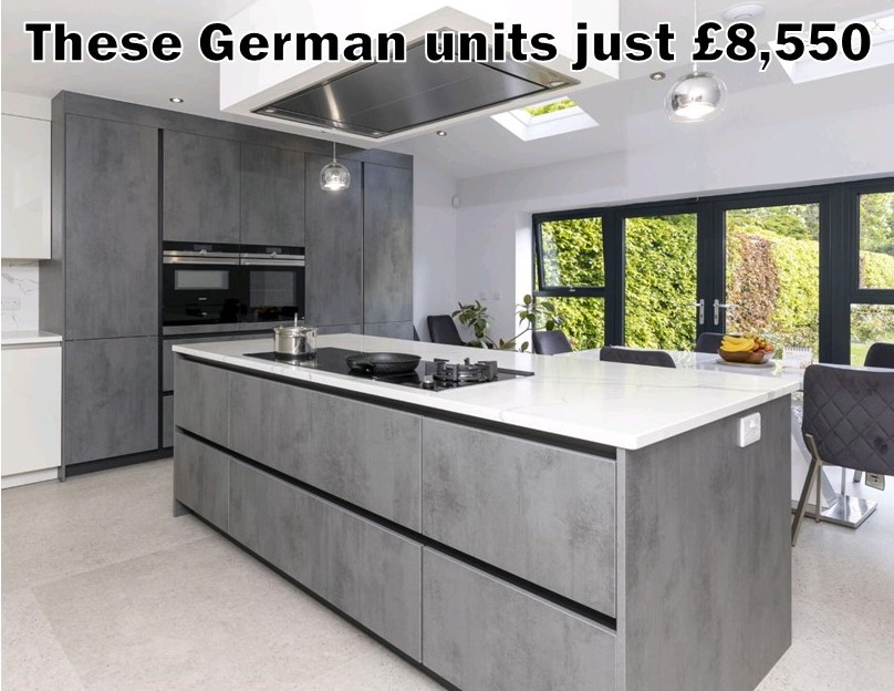 German Kitchen 5369