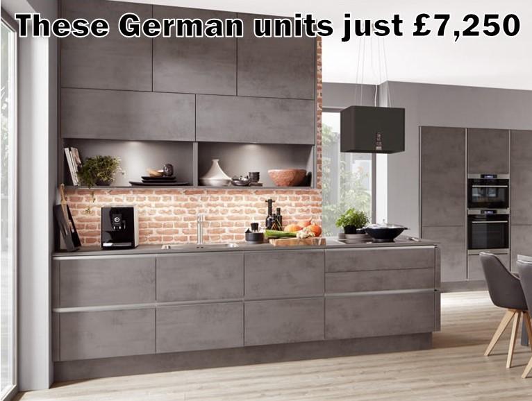 German Kitchen 5401