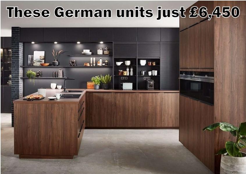German Kitchen 5404