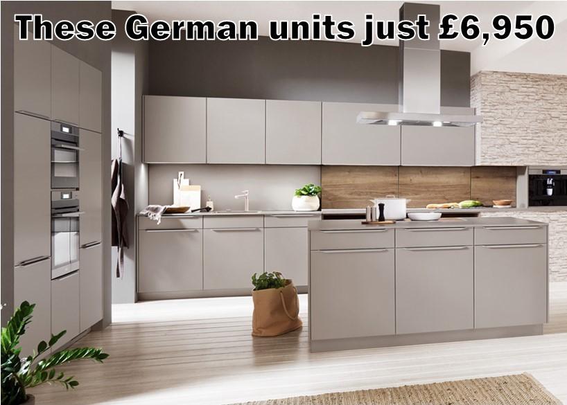 German Kitchen 5411