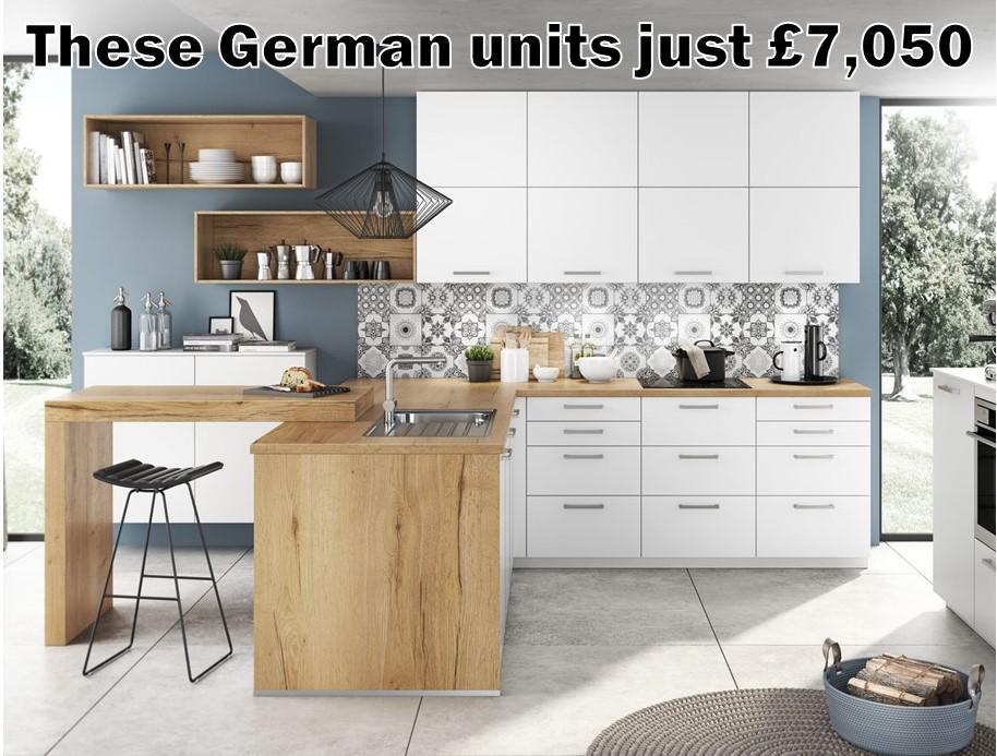 German Kitchen 5425
