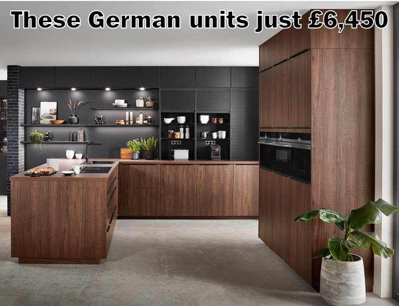 German Kitchen 5458